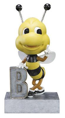 T-6 SPELLING BEE BOBBLE HEAD