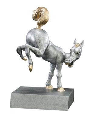 52712GS HORSE'S REAR