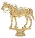 732-G WESTERN HORSE 5 1/2